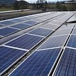 Solarstromanlage auf Schulanlage, Ittigen
