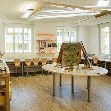 Klinik im Hasel AG, Tagesklinik Lenzburg