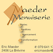 Maeder Menuiserie