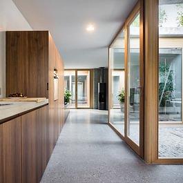 Serramenti in legno , legno alluminio, pvc