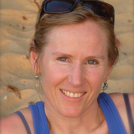 Irene Christen, Yogalehrerin YS/EYU