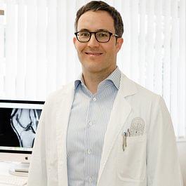 Dr. med. Daniel Wüst, Facharzt FMH Orthopädische Chirurgie