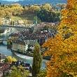 Aussicht auf die Stadt Bern