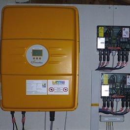 Wechselrichter Solarmax
