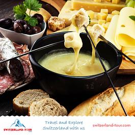 Tastiest Swiss Fondue in Gruyeres Town with Switzerland Tour