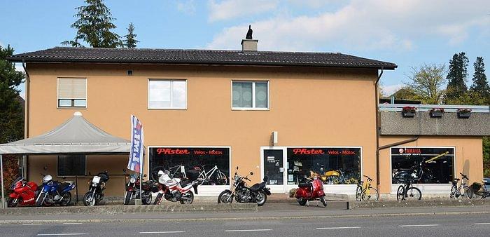 Pfister Velos - Motos GmbH