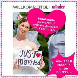 SALE! Brautmode! Jetzt grosse Auswahl an tollen Hochzeitskleidern!