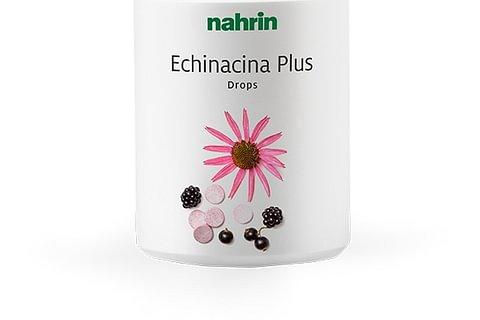 Echinacina Plus Drops mit Echinacea, Vitamin D, Vitamin C und Zink