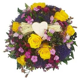 Blumenstrass 'Bolla', bouquet de fleurs 'Bolla'