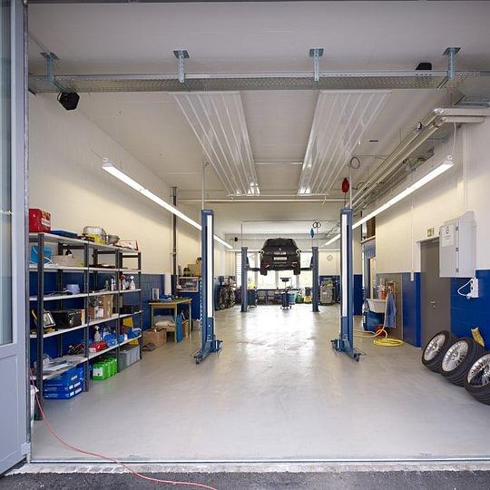 Zimmerberg Garage AG