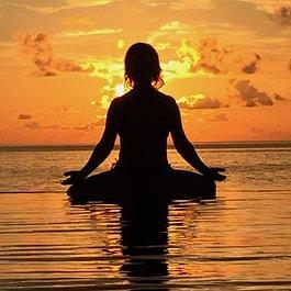 Meditation, Yin Yoga