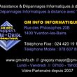 GM INFO Informatique