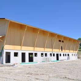 Landwirtschaftliche Bauten