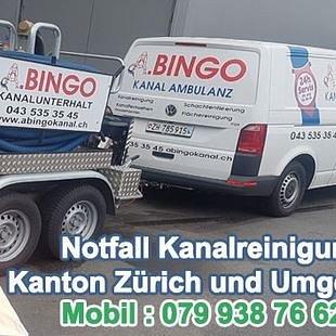 A. Bingo Kanalreinigung GmbH, Opfikon/ZH
