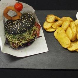 Restaurant Sonne  verschiedene Burger
