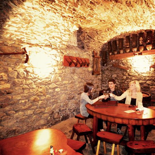Caveau La Vouettaz