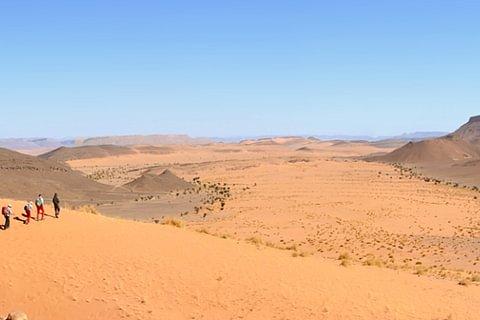 Wandern Marokko: Vom Atlas zur Wüste