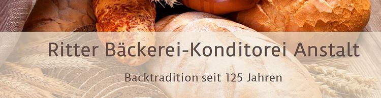 Ritter Bäckerei Konditorei Anstalt