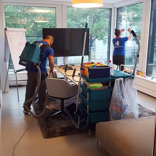 Büroreinigung Schwyz