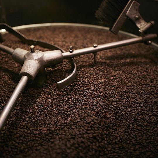 cafés torréfiés par petits lots en Gruyère