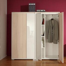Palmberg (Schweiz) AG, SELECT Garderobenschrank