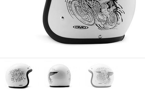 DMD Helmet Oldie