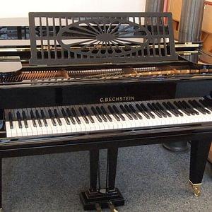 Pianohaus.ch, St. Gallen - C. Bechstein Flügel