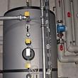 Baschnagel Elektro AG in Rheinau, Boilerinstallation