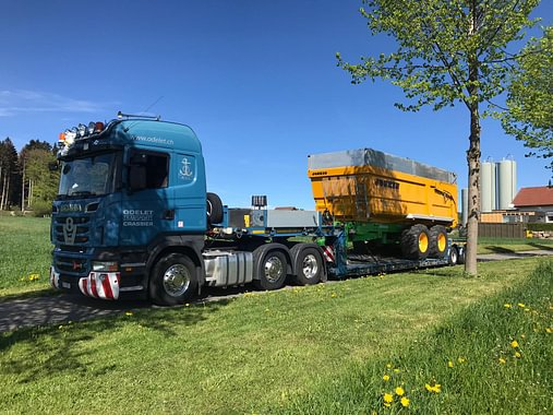 Scania R500 en ballade