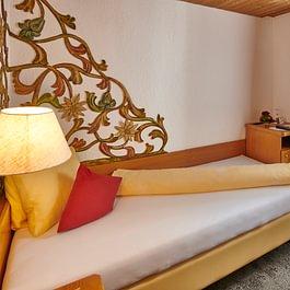 Einzelzimmer Eigersicht, Central Hotel Wolter Grindelwald