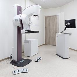 Mammographe Crystal Nova GE