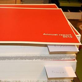 Couverture pour brochures