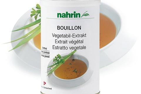 Extrait végétal sans graisse