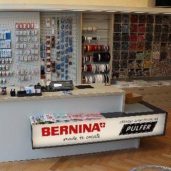 Bernina Nähcenter Pulfer AG