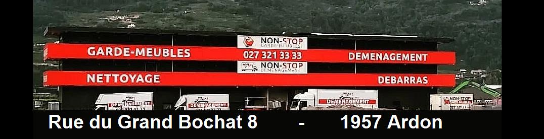 Non-Stop Garde-Meubles SA