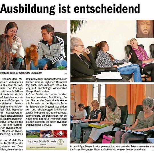 Hypnoseschule Schweiz