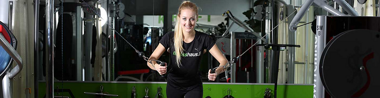 Fitness-Haus Anstalt