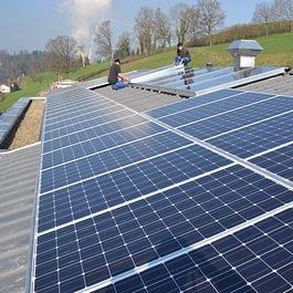 Heizung Sanitär Solar Heizung, Jost Renggli AG, Wolhusen