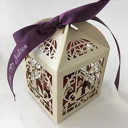 boîte cadeau personnalisée mariage
