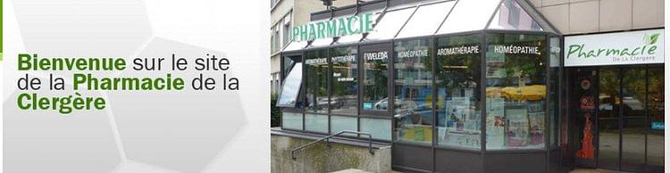 Pharmacie de la Clergère SA
