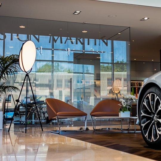 Aston Martin Geneva