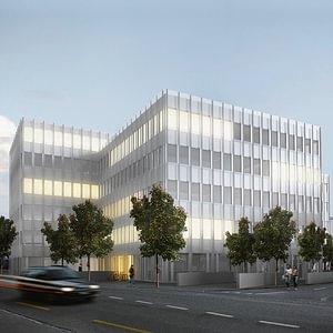 Neubau Bürogebäude Sägematt Köniz