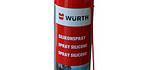 spray al silicone Wuerth
