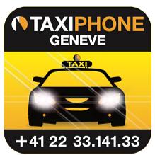 TAXIPHONE Centrale SA Taxi & Limousine Genève
