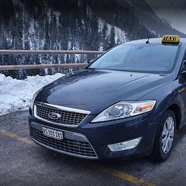 taxi sierre gare