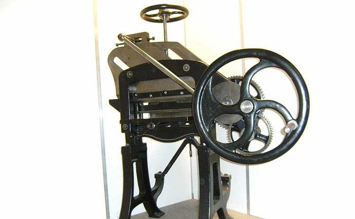 Eichenberger Grafische Maschinen