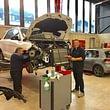 Unfallinstandsetzung Mercedes-Benz 500 ML AMG