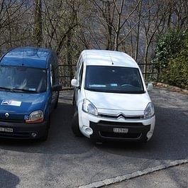 Modificati per il trasporto di disabili Lugano