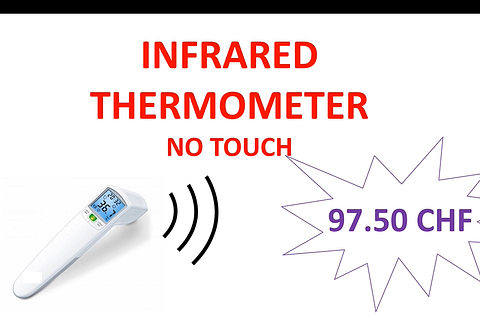 Infrared Therometer NO Touch