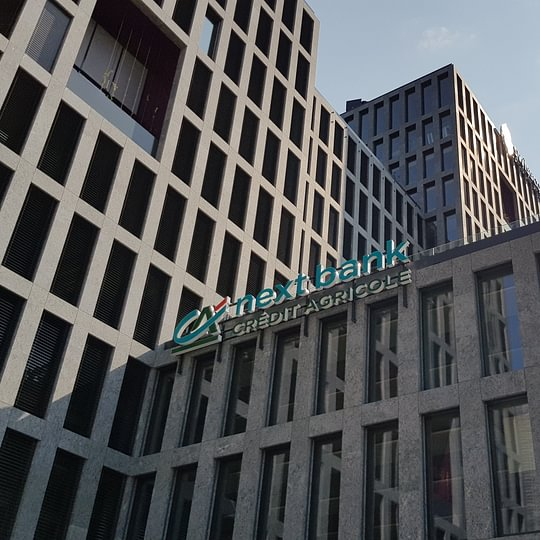 CA Next bank Suisse SA Carouge